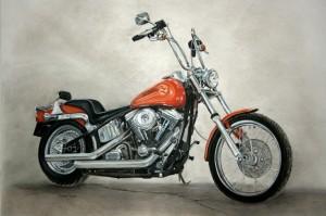 Harley - Soft Pastel